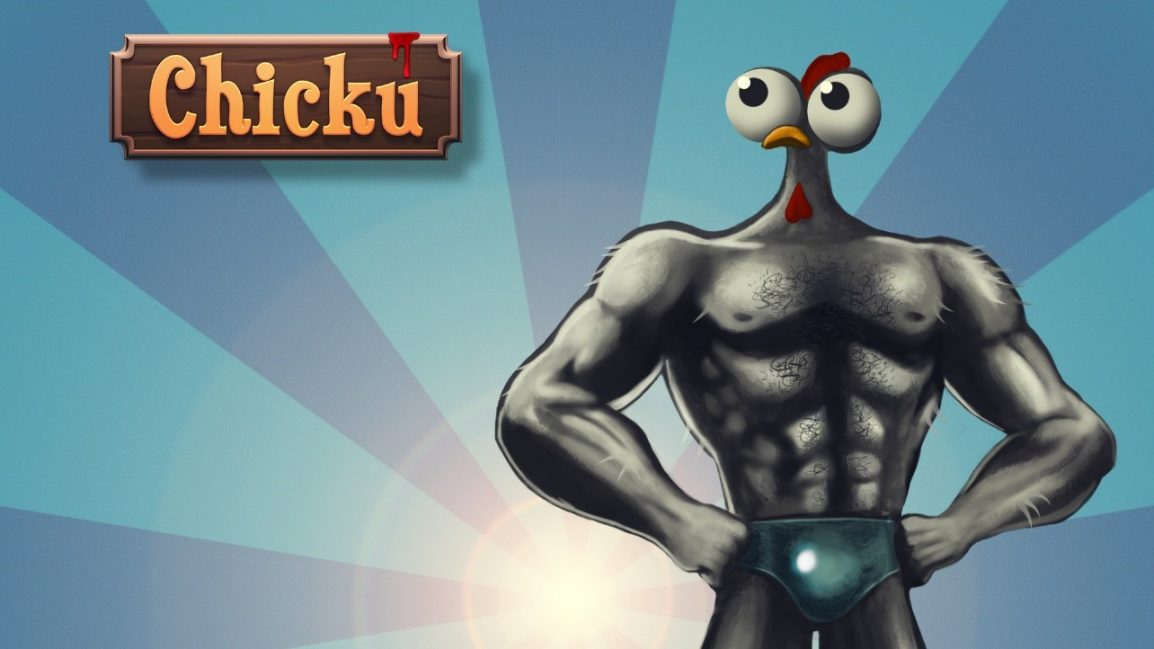 Chicku intro screen