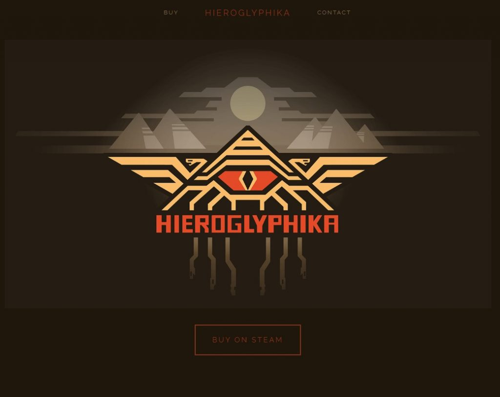 Hieroglyphika Website